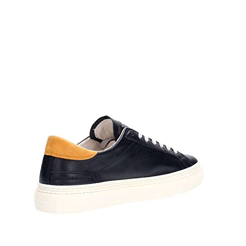 D.A.T.E. Date Lax Nappa Sneakers Homme blue