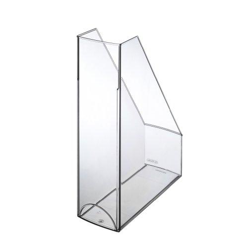 tik Stehordner / Farbe: hochglanz transparent klar (Farbe Klar)