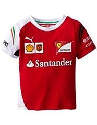 Ferrari Puma F1 Camiseta de Sebastian Vettel tamaño m