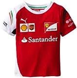 Ferrari Puma F1 T-Shirt Sebastian Vettel Größe M