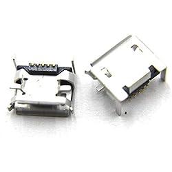 FLEXIPHONE Connecteur de Charge Port Alimentation Micro USB pour Enceinte JBL Pulse 2