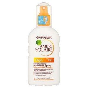 Ambre Solaire Ultra-hydrating Sun Cream Spray SPF30 200ml