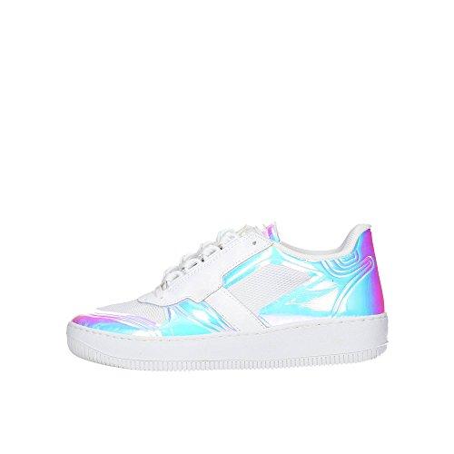 D.a.t.e. SLAM LOW-13 Sneakers Donna Argento
