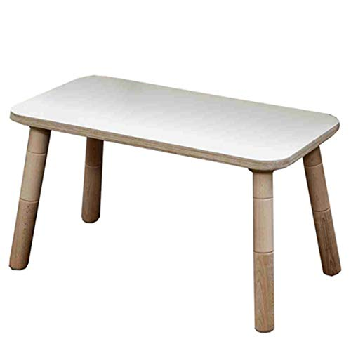 Pure² Growing Table - Sitzbank, HPL weiß