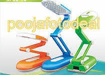 31 LED Folding Rechargeable Lamp Light Foldable Table Study Night AC studying(color may very)  available at amazon for Rs.270