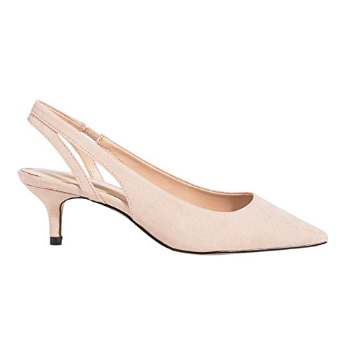 Parfois - Chaussures Medium Heel - Femmes Nude
