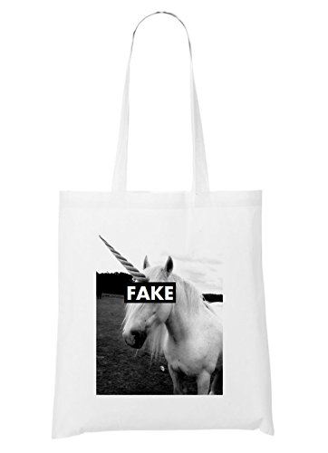 Fake Unicorn Sac Blanc