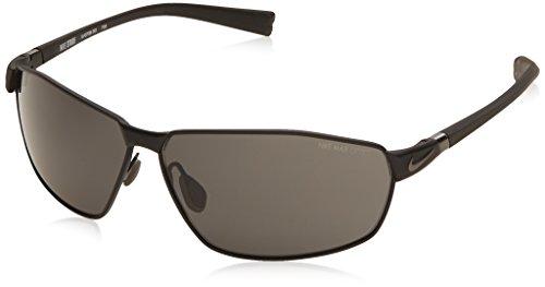 Nike Herren Stride EV0708 001 62 Sonnenbrille, Schwarz (Black/Grey Lens),