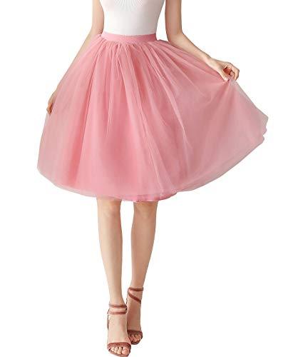 ab89847e0 ▷ Compra Faldas Tul Cortas Mujer con los Mejores Precios - Lo Más ...