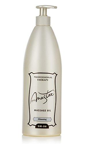 Spa Master Professional - Abnehmen Körper Massageöl der Ausdünnung und Anti-Cellulite-Therapie