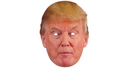 Preisvergleich Produktbild Kim Jong - Un,  Donald and Vladi Masken-Pack 3er Maskenpack mit Donald Trump,  Kim John Il Celebrity Face Mask und Vladimir Putin