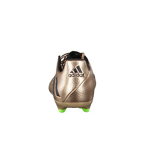 adidas Messi 16.2 FG, Chaussures de Foot Homme COPPMT/CBLACK/SGREEN