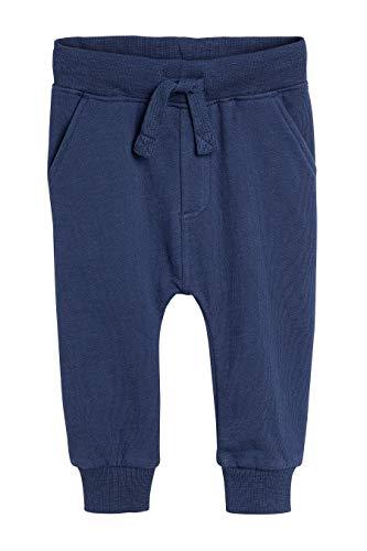 next Jungen Jogginghose Marineblau 6-7 Jahre (Herren Kleid Hose Slim Fit Wolle)