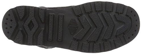 Palladium Pampa Sport Cuff Wps, Desert boots mixte adulte Noir (black 001)
