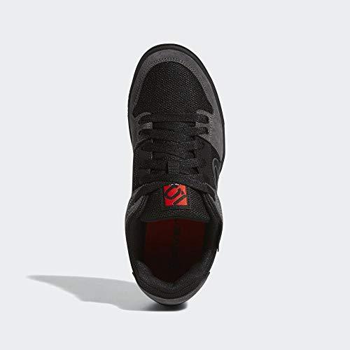 adidas Herren Freerider Fitnessschuhe, Mehrfarbig (Negbás/Gricin/Rojo 000), 42 EU