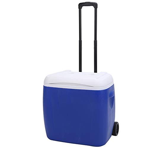 THERM-BOX Glaci/ère Chaud//Froid 38L pour lalimentation Bo/îte chauffante 59x39x28cm Isolation Totale Frigobox Effrayant