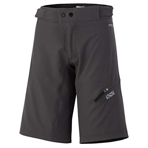 IXS Carve Damen Shorts Schwarz 44