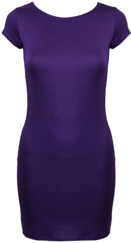 Purple HangerDamen Kleid Lila
