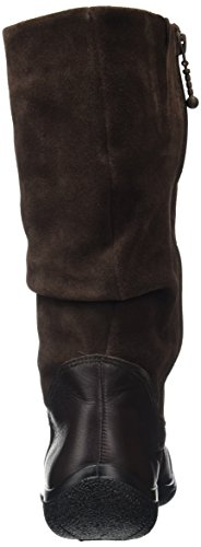 Hotter Mystery, Bottes femme Brown (Chocolate)