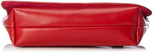 Vagabond - Copenhagen, Borse a tracolla Donna Rosso (Red)