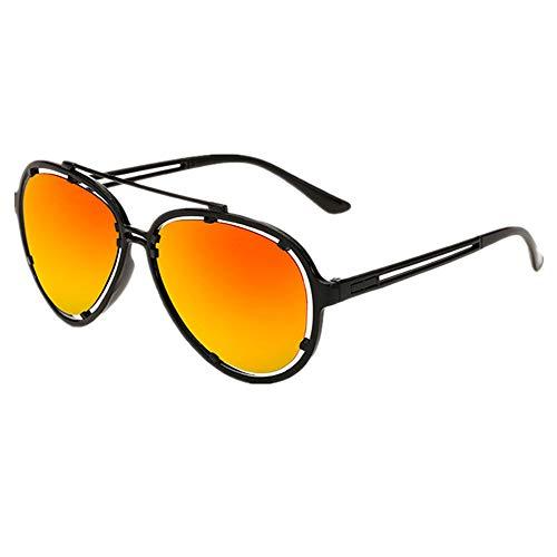 Frashing-Sonnenbrillen Unisex Mode Sonnenbrille Rund Retro Katze Auge Sunglasses Outdoor Sports Gläser Vintage Sonnenbrillen Für Frauen Uv400 Brillen Big Frame Übergroße Klassisch Eyewear