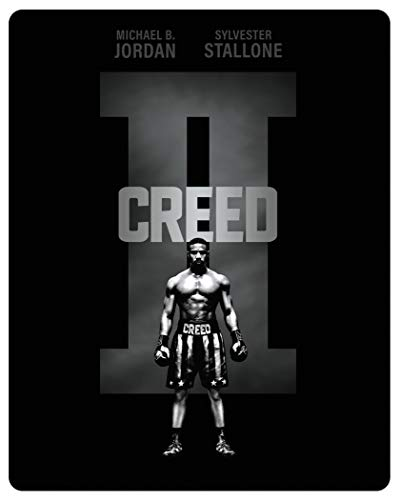 Creed II: Rocky's Legacy Steelbook [Blu-ray] [Limited Edition]