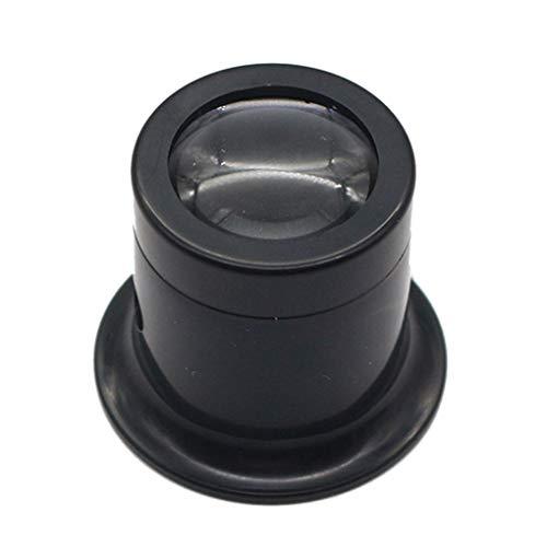 Lorsoul 10x Uhr Schmuck Harz Lupen Lupe Okular Vergrößerungsaugen-Objektiv Reparieren Werkzeuge...