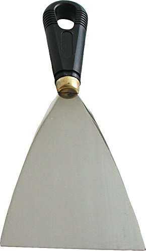 Outibat - Couteau de peintre inox / Manche plastique - 10