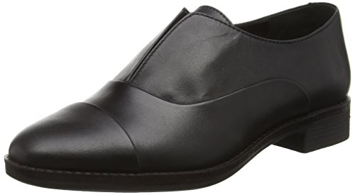Aldo guelfo, mocassini donna, nero (black leather/97), 38.5 eu