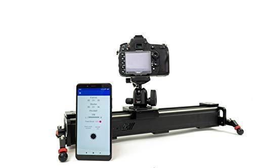 Pixo Slider- Motorisierter Kamera Slider für Video