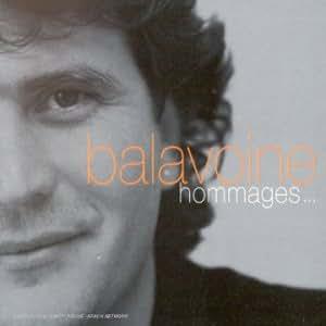 Hommages à Balavoine