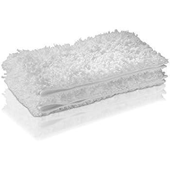 Krcher Steam Cleaner Microfibre Floor Cloths x 2
