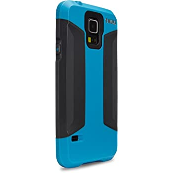 Thule Atmos X3 Coque en polycarbonate pour Samsung Galaxy Note 4 Bleu/Noir