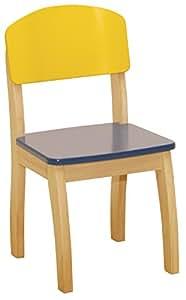 Roba 50778 - Kinderstuhl mit Formrücken