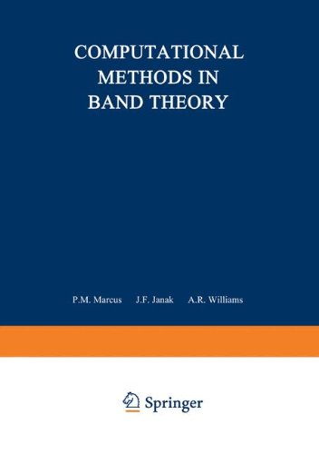 Computational Methods in Band Theory: