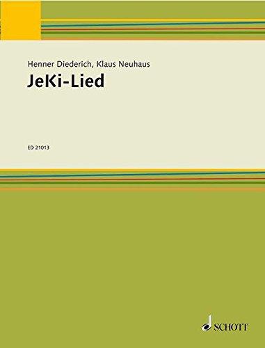 schott-neuhaus-k-jeki-lied-voix-classical-sheets-choral-and-vocal-ensembles