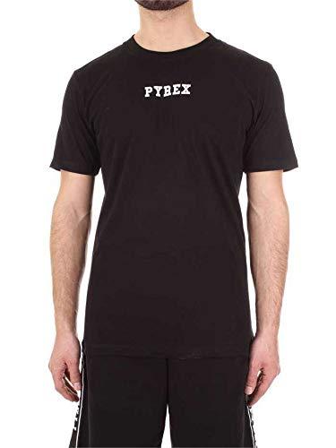 Pyrex t.shirt jersey stampa dietro uomo taglia : m colore : nero