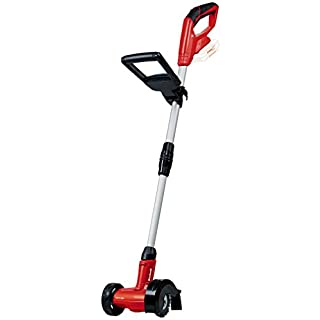 Einhell 18 V Cordless Grout Cleaner GE CC 18 Solo Power X-Change Lithium Li-ion, 1200 RPM, Diameter 10 cm with Steel and Nylon Brush, without battery and charger) – 1 3424050
