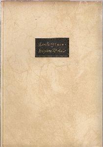 Blätter und Steine - Lob der Vokale (altdeutsche Schrift)