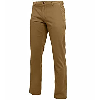 Asquith & Fox Men'S Chino Size 2Xlr Color Camel