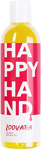 Loovara HappyHand Aceite masaje erótico 250ml Aceites