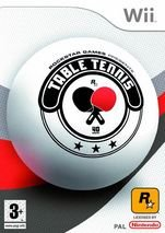 Jeux Wii Tennis - Table Tennis (Wii) [import