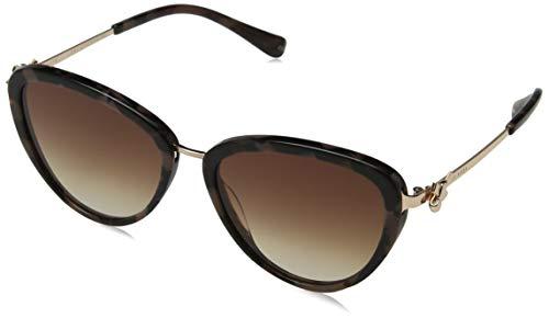 Ted Baker Damen Malin Sonnenbrille, (Pink Torf/Brown), 54.0