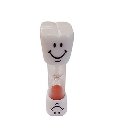 SELUXU Cronómetro arena cepillado dientes niños
