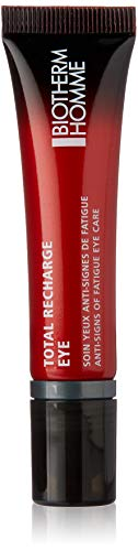 Biotherm homme/men, Total Recharge Anti-signs of fatigue eye care, 1er Pack (1 x 15 g)