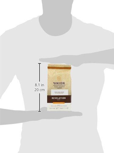 Union Revelation Espresso Whole Bean Blend Coffee 200 g (Pack of 3)