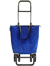 Rolser MNB017 - Mini Bag Plus MF Logic Dos+2, color azul