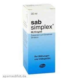 sab simplex suspension 30 ml
