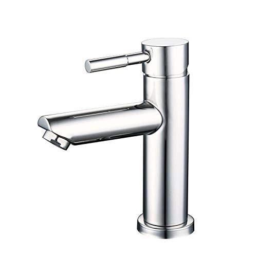 Edelstahl Spiegel Poliert Waschtischmischer Z756 -