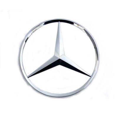 Mercedesstern an Heckklappe E-Klasse T-Modell W211